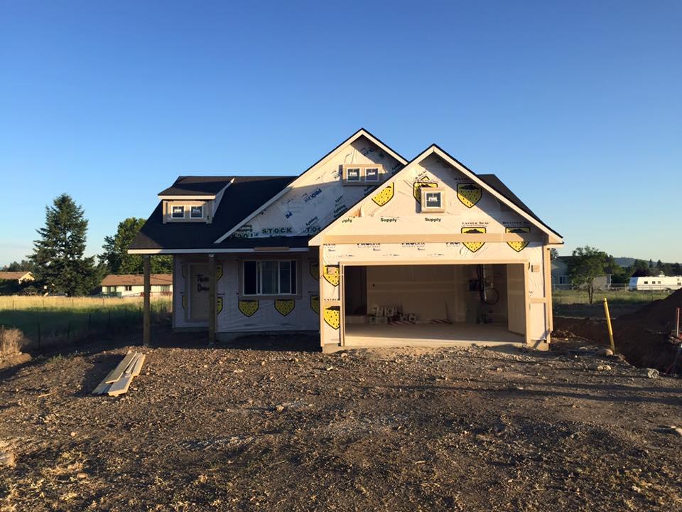 Kinh nghiệm của tôi về xây dựng một ngôi nhà xây dựng mới