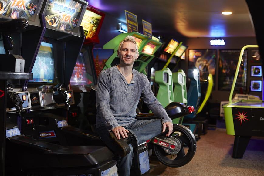 Sanctuary: A Gamer's Vintage Arcade