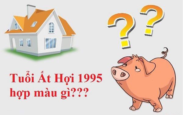 Sinh năm 1995 hợp màu gì khi xây nhà để có nhiều tài lộc, may mắn? - 1