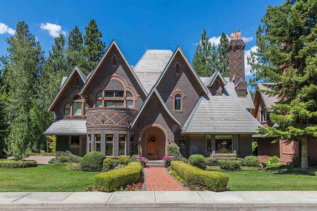 Ngôi nhà trong tuần: Trang chủ Truyện tranh của một kiến trúc sư