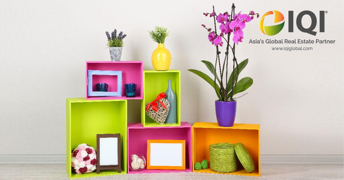 8 ý tưởng trang trí nhà thân thiện với môi trường để làm cho ngôi nhà đẹp