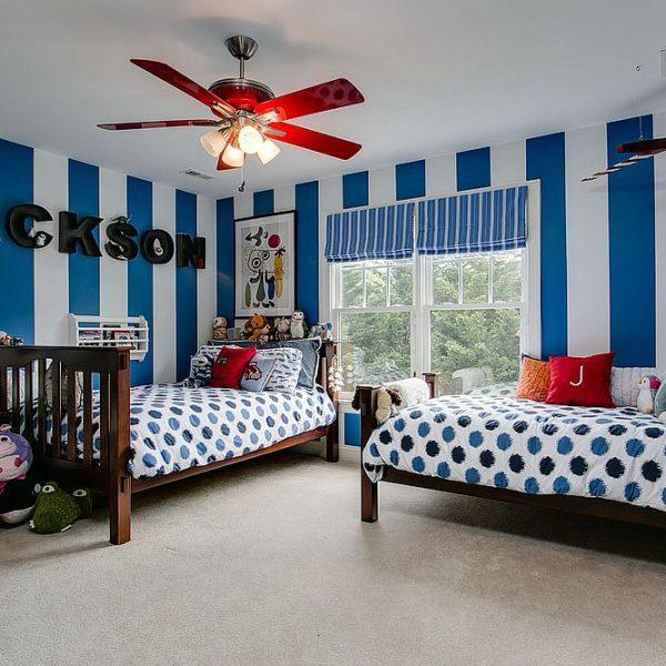 Cách tạo phòng ngủ được trẻ em chấp thuận