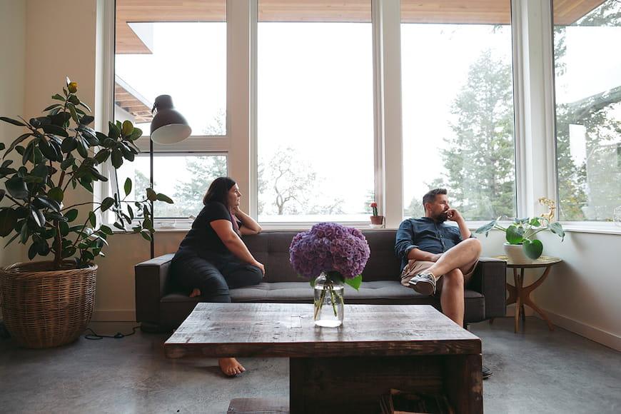 Điều gì xảy ra với một ngôi nhà trong một cuộc ly hôn