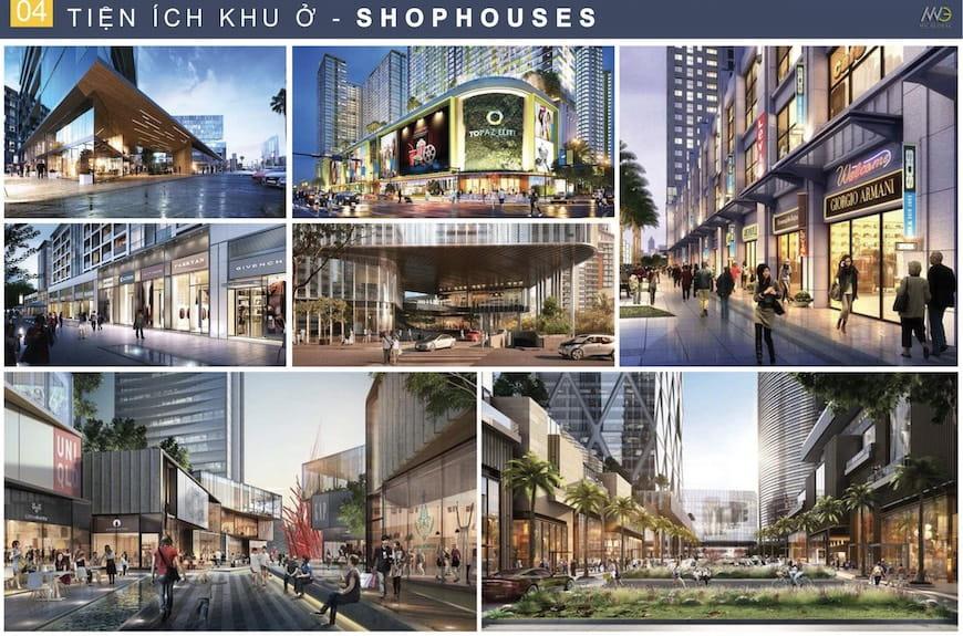 Shophouse căn hộ Hưng Thịnh Bình Tân