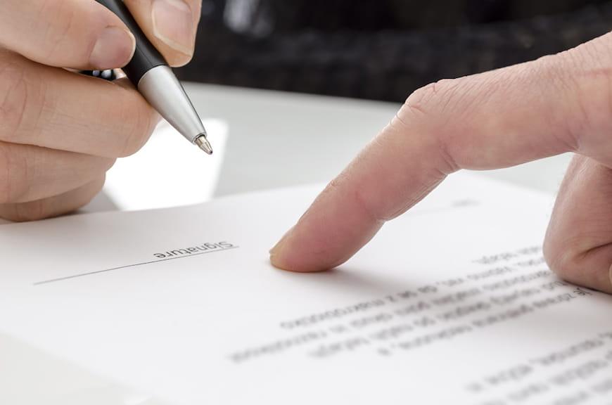 Sự thật về việc sử dụng một người đồng ký trong một khoản thế chấp