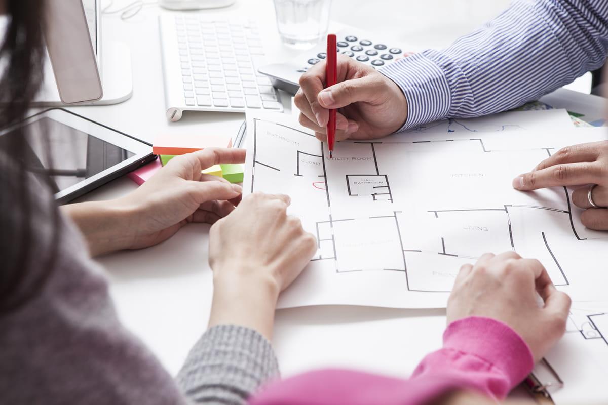 Làm việc với nhóm thiết kế-xây dựng để tạo ra ngôi nhà mơ ước của bạn