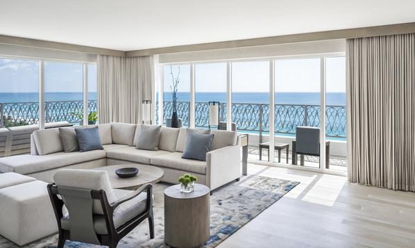 Khách sạn Nobu Bãi biển Miami
