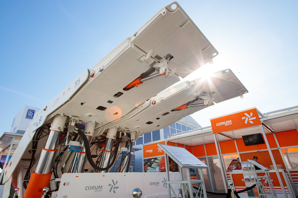Entech trở thành nhà phân phối thiết bị khai thác độc quyền cho Tập đoàn Corum ở Bắc Mỹ và Úc